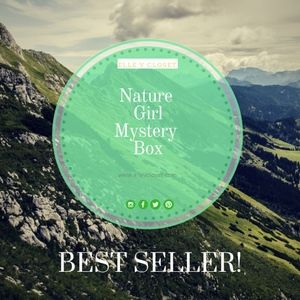 Nature Girl Mystery Box. ALL OFFERS ACCEPTED!
